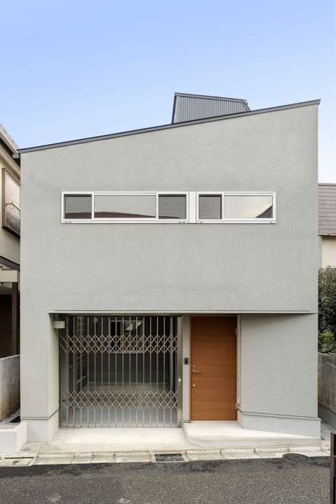 Casas de estilo  por 株式会社FAR EAST [ファーイースト]