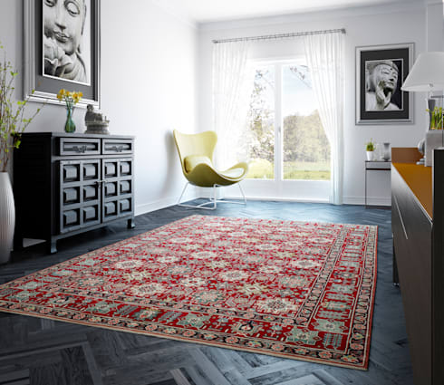 carpetvista spain alfombras persas homify. Black Bedroom Furniture Sets. Home Design Ideas