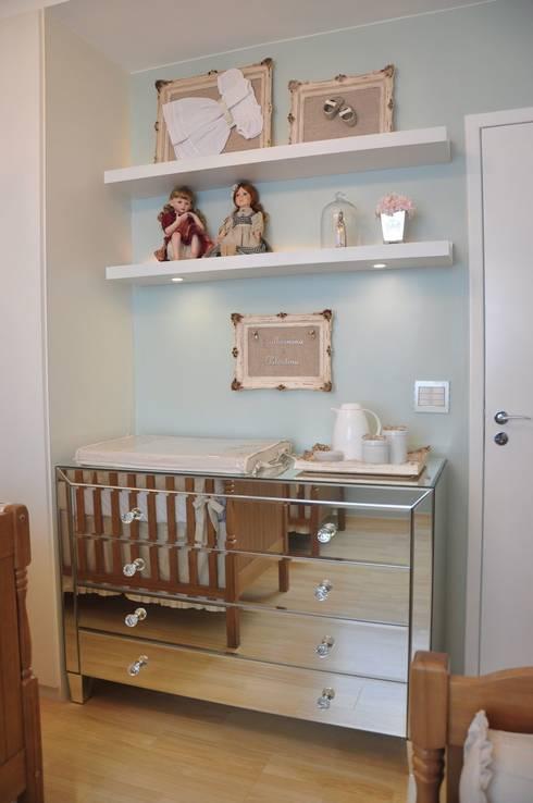 Kinderzimmer von Juliana Farias Arquitetura