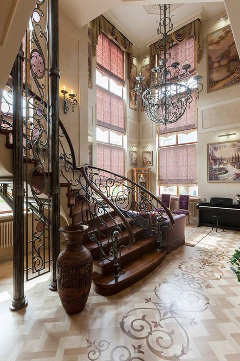 Общая гостиная зона: Коридор и прихожая в . Автор – Интерьеры от Марии Абрамовой