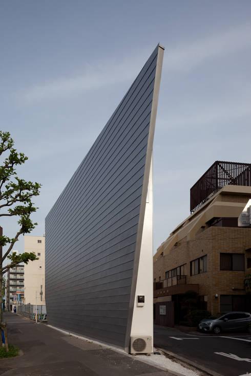 房子 by 杉浦事務所