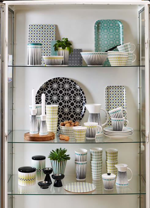 Tablewear:  Kitchen by Hagedorn Hagen