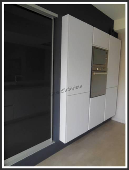 cuisine pur e par sc nes d 39 int rieur homify. Black Bedroom Furniture Sets. Home Design Ideas