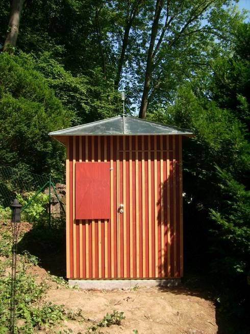 KULTGARTENHAUS: moderner Garten von Buntwerk GBR