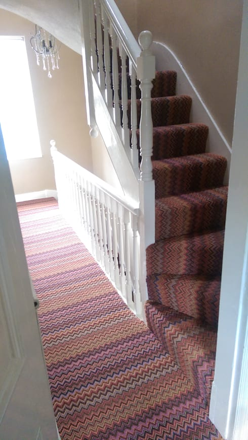 Corridor & hallway by Wools of New Zealand
