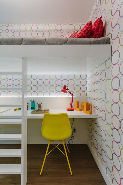 Dormitorios infantiles de estilo  por STUDIO LN