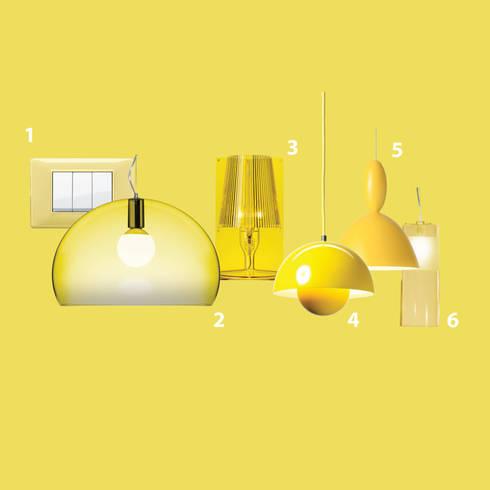 Iluminación decorativa: Salas de estilo moderno por GEO Iluminación Aplicada