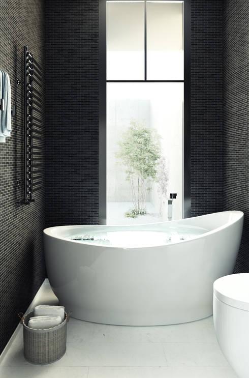 GHINELLI ARCHITETTURA :  tarz Banyo