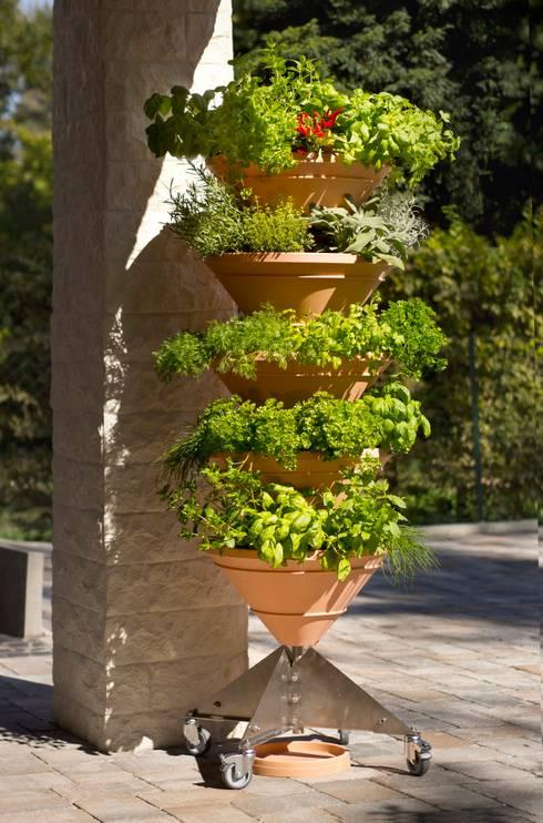 Balcones y terrazas de estilo  por FunctionalDesign