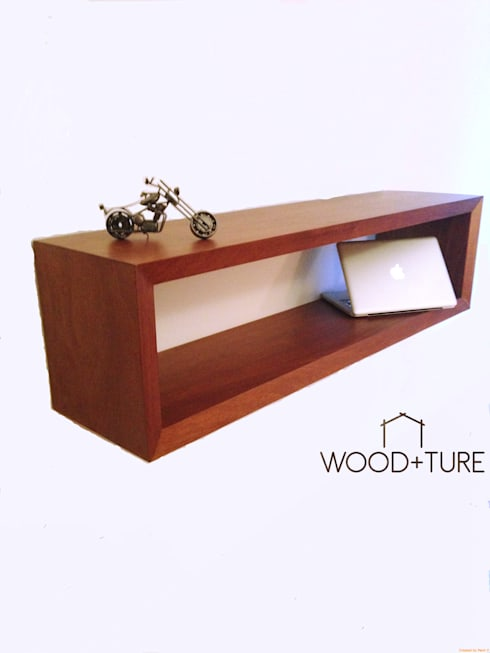 Muebles Catalogo: Estudio de estilo  por Wood Culture
