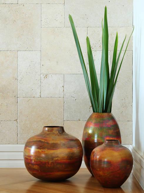 Detalhes: Salas de estar modernas por Thaisa Camargo Arquitetura e Interiores