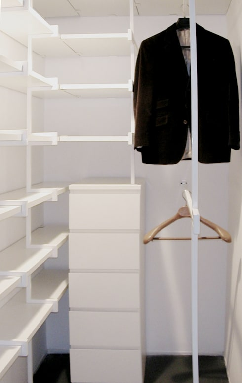 Dressing room by na3 - studio di architettura
