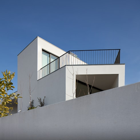 a: Casas modernas por PEDROHENRIQUE|ARQUITETO
