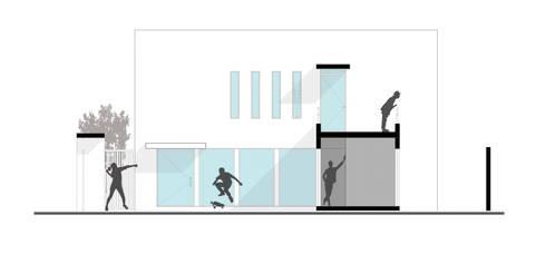 CASA L: Terrazas de estilo  por ODRACIR