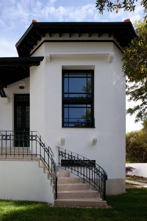 CASA M+F: Casas modernas por joão rapagão