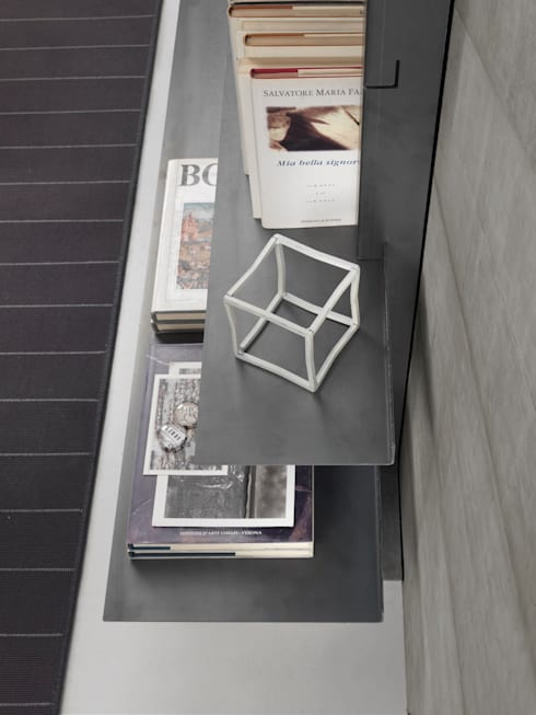 Projekty,  Salon zaprojektowane przez Siderio