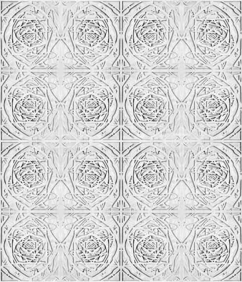 Reflections:  Wände & Boden von WALLSUIT