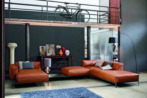 Industrial design - Doimo sofas -Metropolis by IMAGO DESIGN | homify