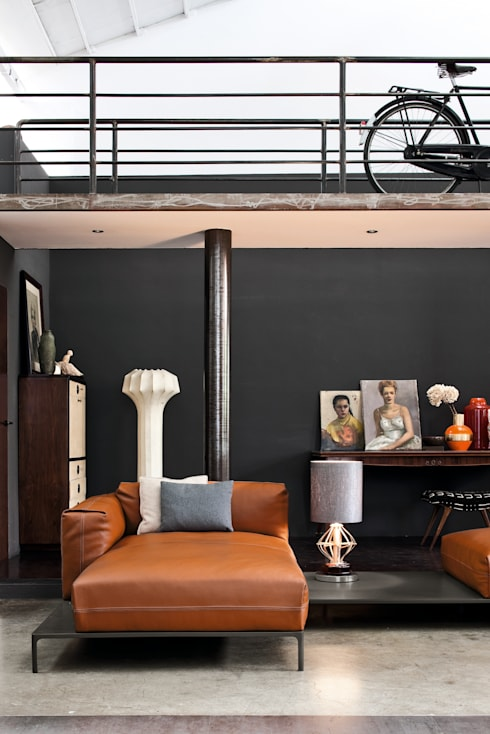 Industrial design - Doimo sofas -Metropolis von IMAGO DESIGN | homify