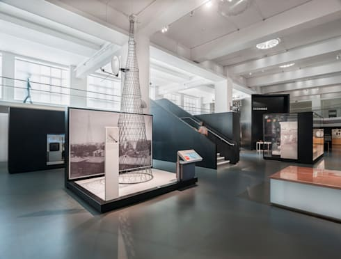 Science Museum, London:  Museums by Universal Design Studio