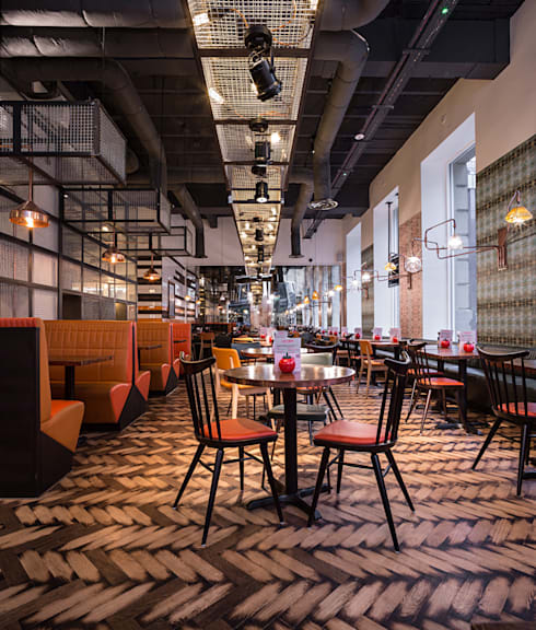 Commercial Lighting Glasgow: GBK Glasgow By Moreno:masey