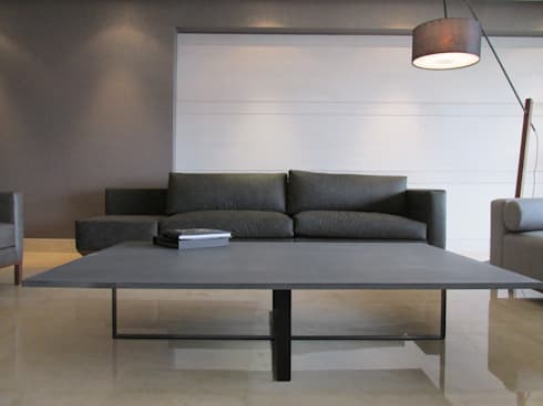 sala: Salas de estilo moderno por ARTTRE FURNITURE DESIGN