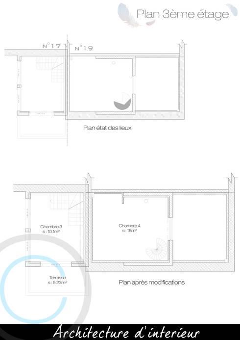 Phòng ngủ by Crhome Design