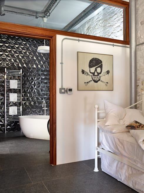 Sapphire Spacesが手掛けた寝室