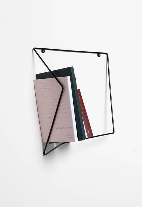 Projekty,  Salon zaprojektowane przez Mariano Gemmo