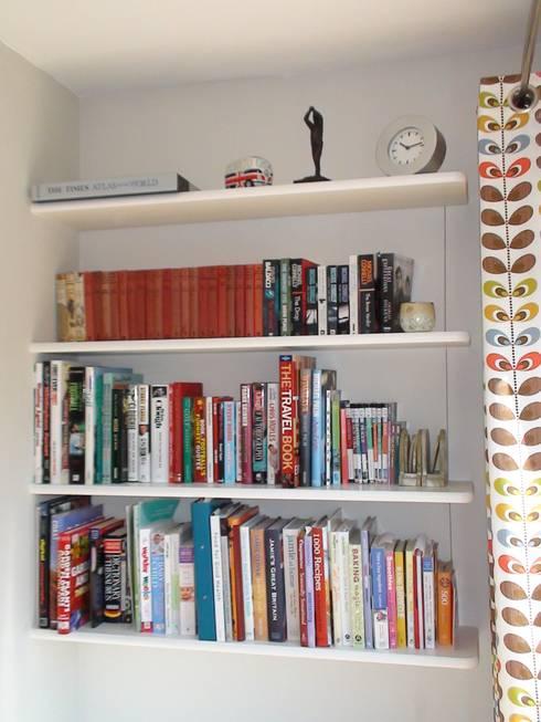 Household تنفيذ shelfbar
