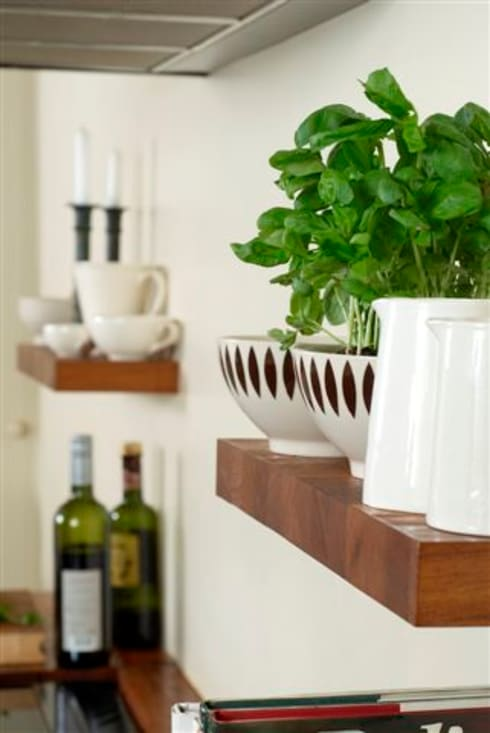 shelfbar floating shelves - natural oak :  Household by shelfbar