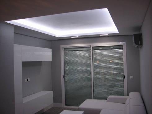 Salones modernos de azd dise o interior homify for Salones modernos diseno
