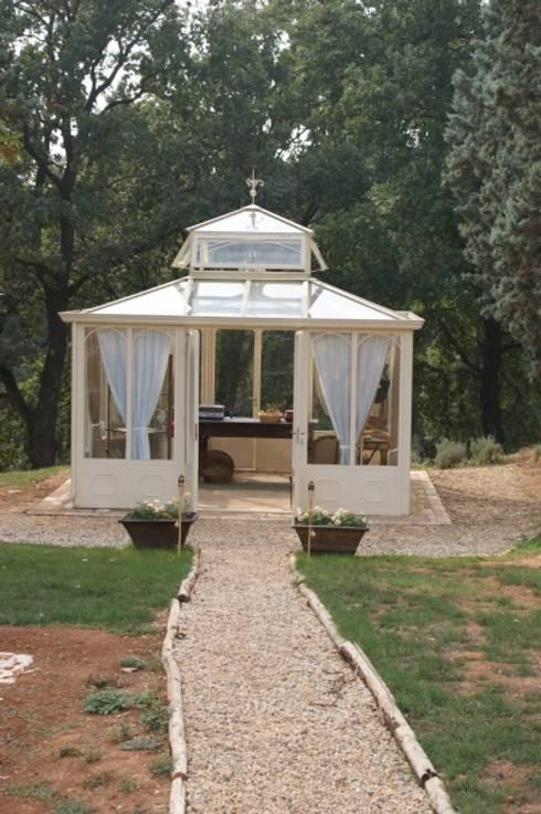 Cagis : klasik tarz tarz Kış Bahçesi