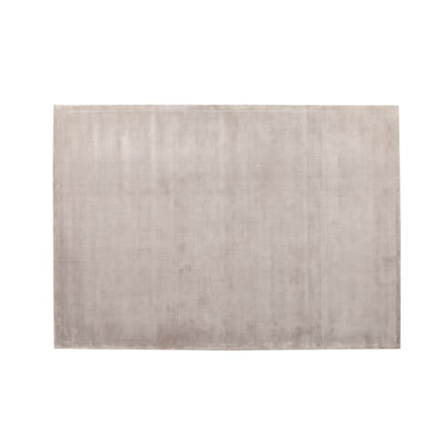 Rug GOOD  Light Grey: Casa  por Korkrugs
