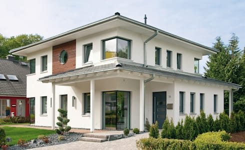 Musterhaus Bad Vilbel (EDITION Select 156) by Wolf-Haus GmbH | homify