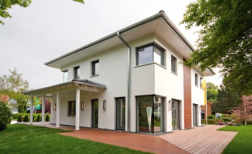 musterhaus bad vilbel edition select 156 von wolf haus gmbh homify. Black Bedroom Furniture Sets. Home Design Ideas