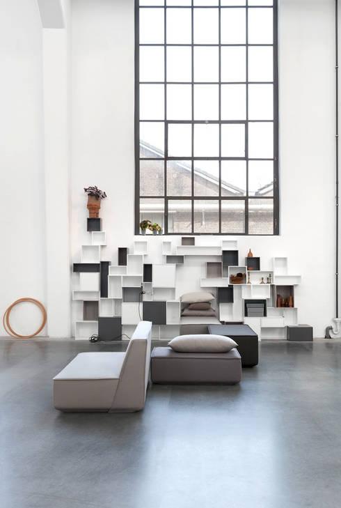 Sala de estar  por Cubit- Bits For Living