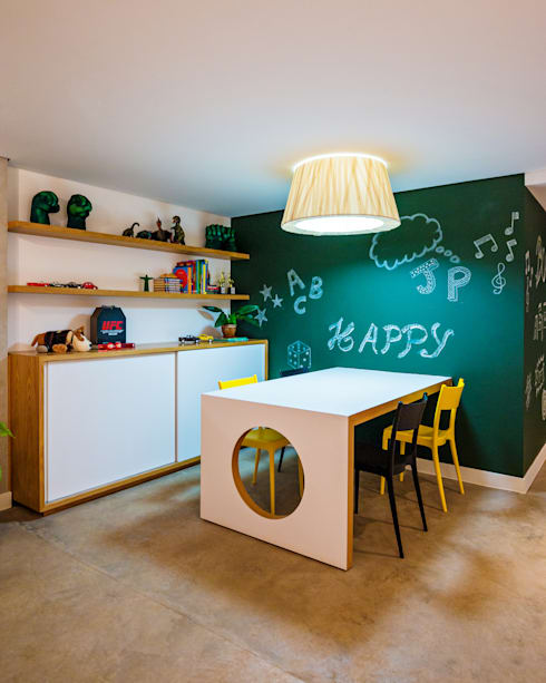 Phòng trẻ em by IE Arquitetura + Interiores