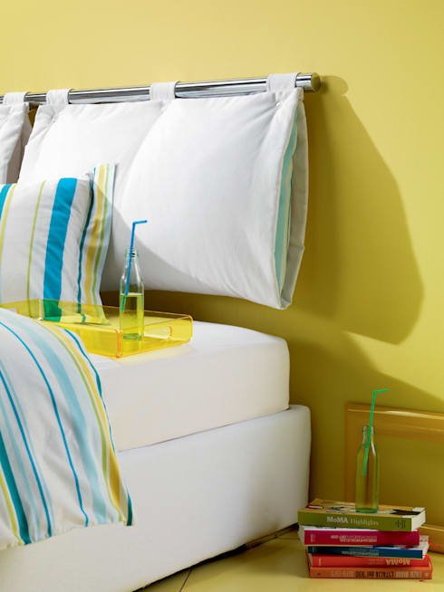 Bedroom تنفيذ OGGIONI - The Storage Bed Specialist