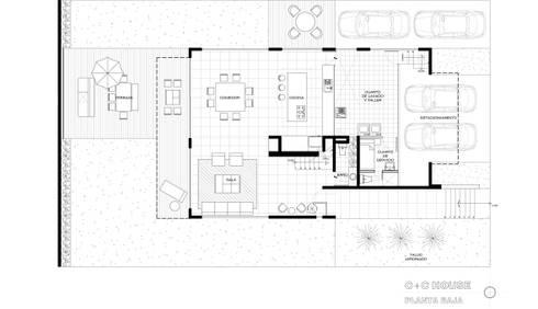 C + C:  de estilo  por Micheas Arquitectos