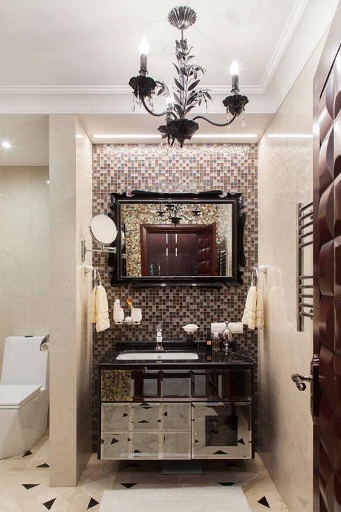 ausgefallene Badezimmer von MM-STUDIO
