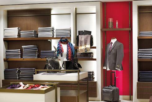 Reid & Taylor:  Commercial Spaces by Blocher Blocher India Pvt. Ltd.