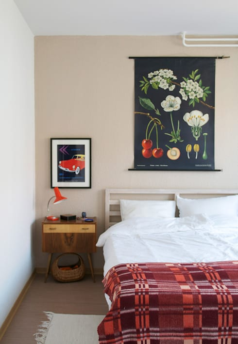 einrichten mit vintage mein eigenes zuhause von mighty vintage homify. Black Bedroom Furniture Sets. Home Design Ideas