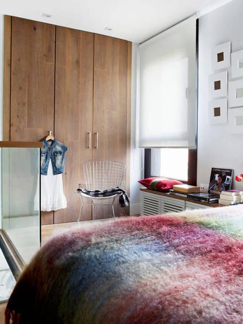 Projekty,  Garderoba zaprojektowane przez BELEN FERRANDIZ INTERIOR DESIGN