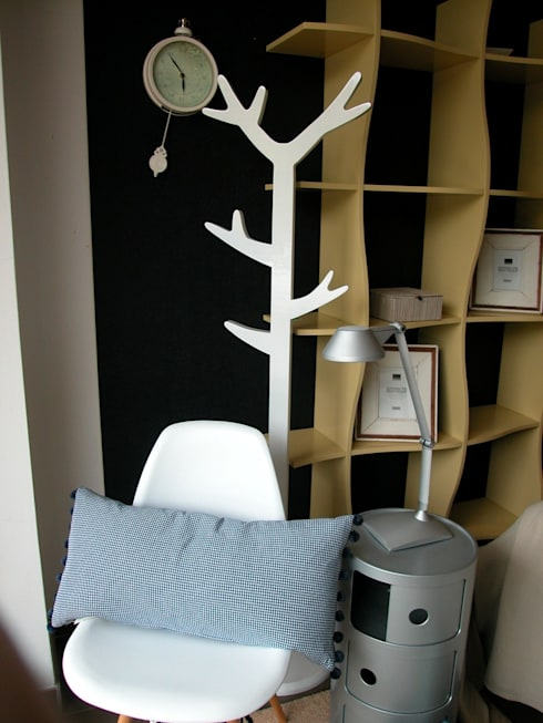 Vabene: Dormitorios de estilo  de VABENE INTERIORISMO