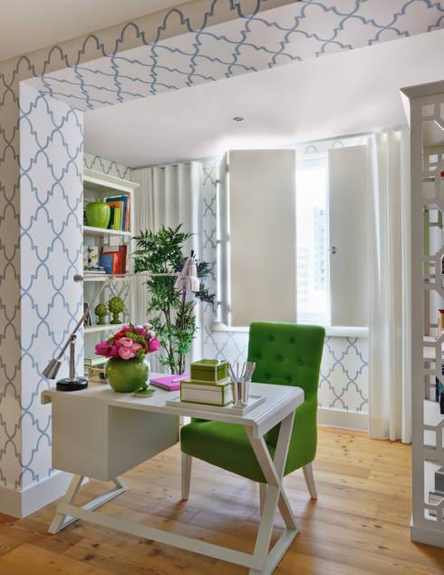 Habitaciones de estilo  por Prego Sem Estopa by Ana Cordeiro