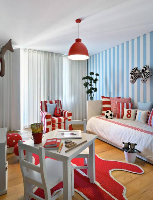 غرفة الاطفال تنفيذ Prego Sem Estopa by Ana Cordeiro