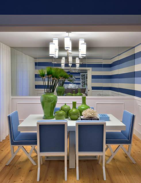 modern Dining room by Prego Sem Estopa by Ana Cordeiro