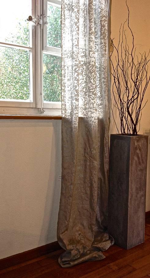 Silk Road Collection:  Wohnzimmer von Aquamarine Design