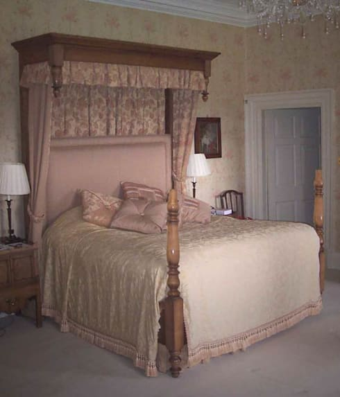 classic Bedroom by chloe